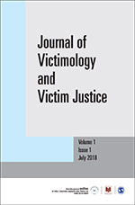 Journal of Victimology and Victim Justice | SAGE
