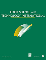 Food Science And Technology International Sage India