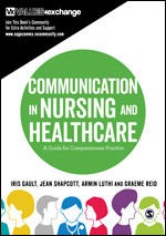 Communication in Nursing and Healthcare | SAGE Publications Ltd