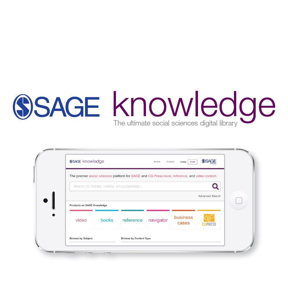 SAGE Knowledge Brochure
