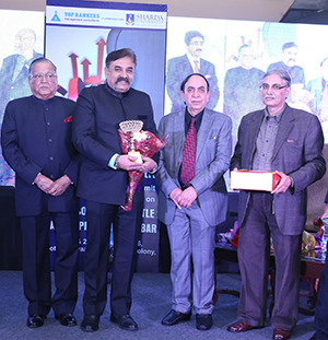 Sharda Top Rankers Excellence Award