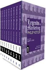 Legends in Marketing: Philip Kotler