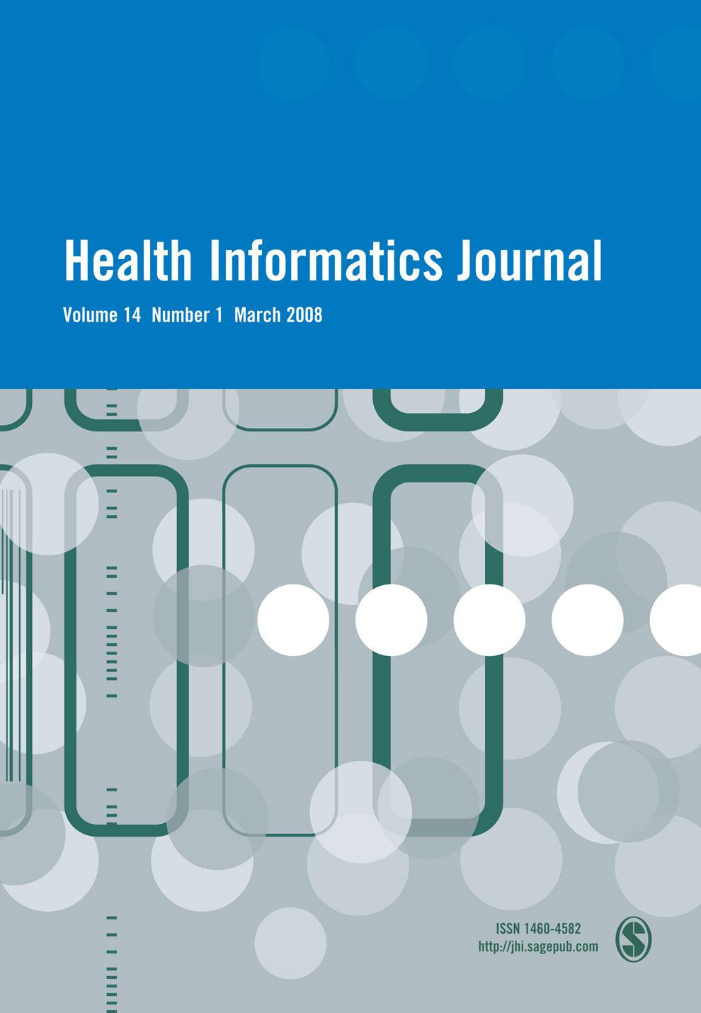 Health Informatics Journal