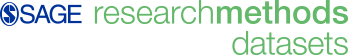 SAGE Research Methods Datasets logo