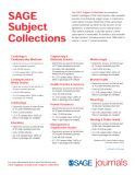SAGE Subject Collection