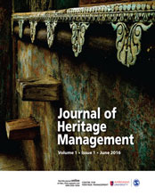 Journal of Heritage Management