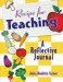 Recipe for Teaching
