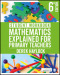 Student Workbook Mathematics Explained for Primary Teachers