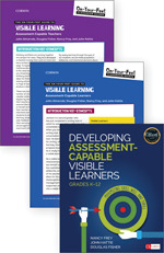 BUNDLE: Frey: Developing Assessment-Capable Visible Learners
