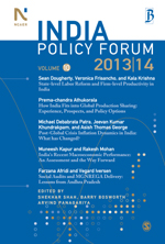 India Policy Forum 2014