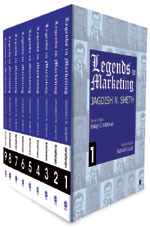 Legends in Marketing: Jagdish N. Sheth