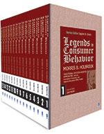 Legends in Consumer Behavior: Morris B. Holbrook