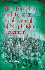 State Formation and the Establishment of Non-Muslim Hegemony