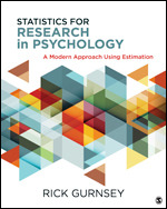 Statistics for Research in Psychology