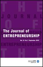 The Journal Of Entrepreneurship Sage India